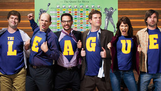 Is The League, Season 1 on Netflix?