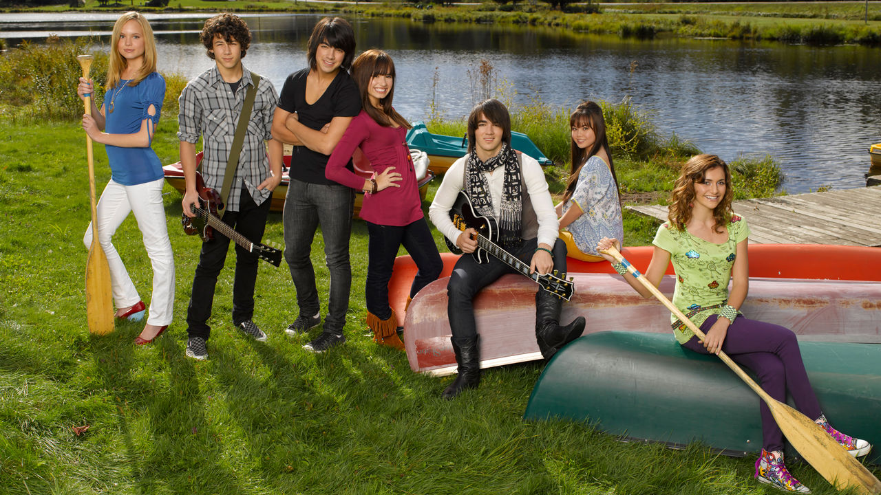 Songs in the movie camp rock