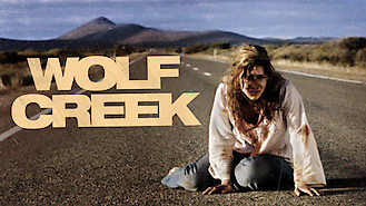 Wolf Creek (2005) on Netflix in Ireland