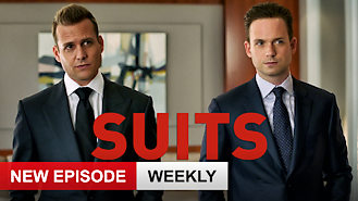 Is Suits on Netflix Italy?