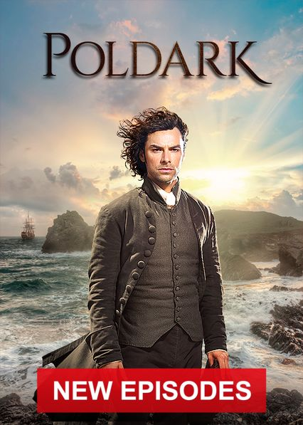 Poldark on Netflix UK