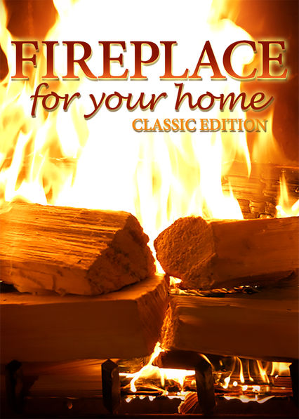 Fireplace 4K: Classic Crackling Fireplace from Fireplace for Your Home