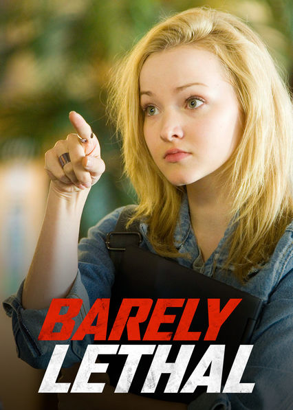 Barely Lethal on Netflix UK
