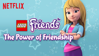 LEGO Friends: The Power of Friendship (2016)