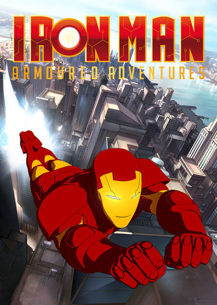 Iron Man: Armored Adventures on Netflix UK