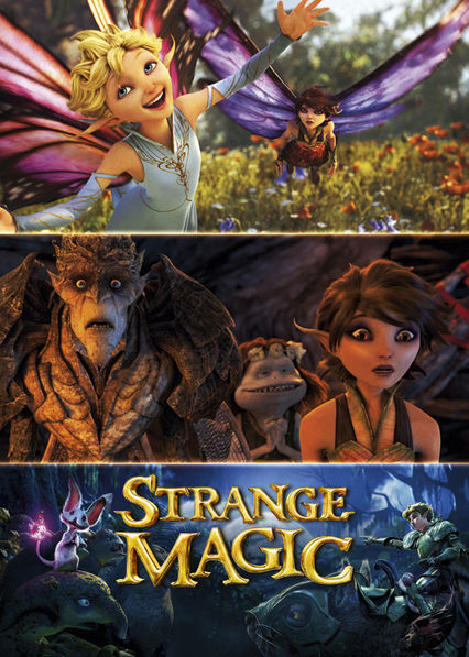 Strange Magic on Netflix UK