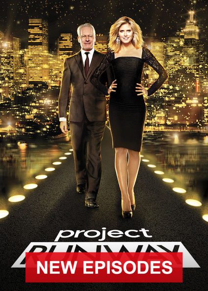 Project Runway on Netflix UK