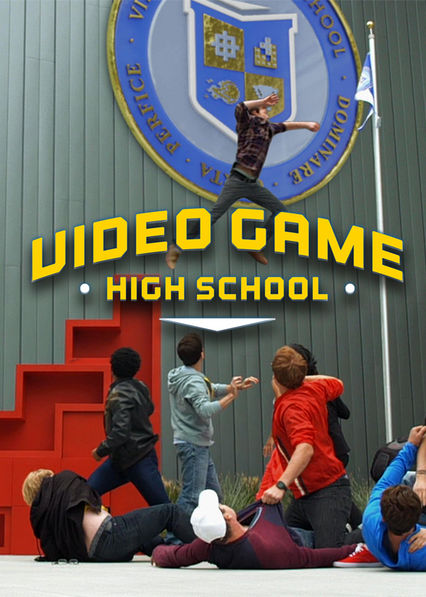 Video Game High School on Netflix UK