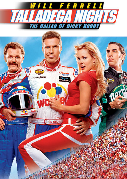 Talladega Nights: The Ballad of Ricky Bobby on Netflix UK