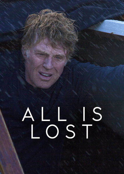 All Is Lost on Netflix UK