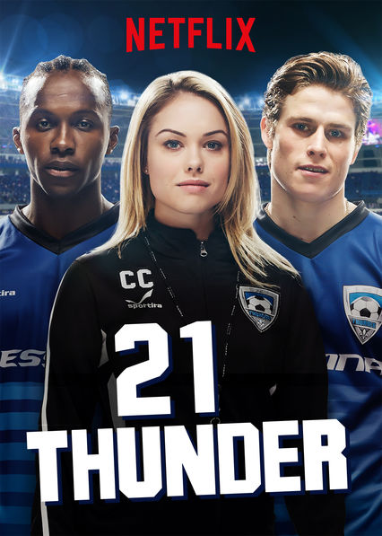 21 Thunder on Netflix UK