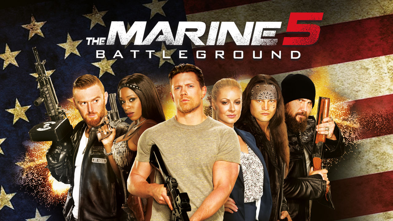 The Marine 5: Battleground on Netflix UK