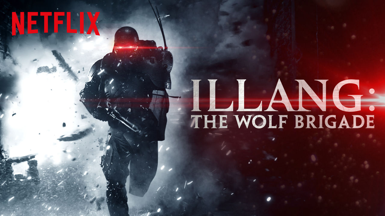 Illang: The Wolf Brigade on Netflix UK