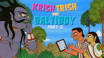Krish Trish and Baltiboy: Part II (2010)