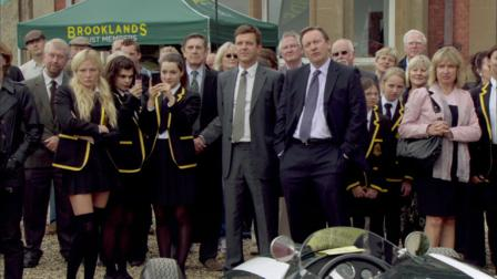 midsomer murders echoes of the dead