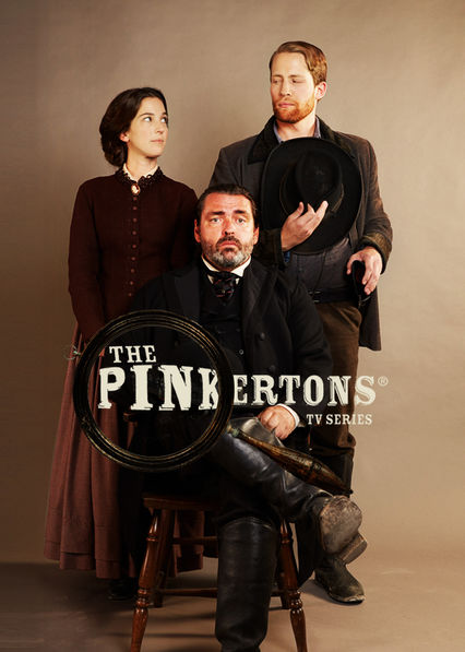 The Pinkertons on Netflix UK