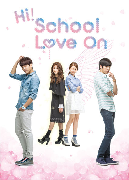 Hi! School - Love On on Netflix UK