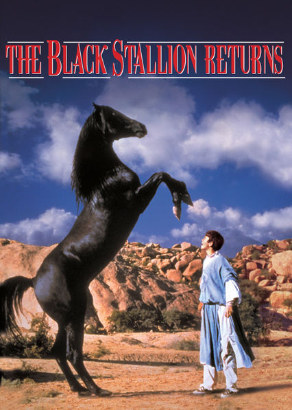 The Black Stallion Returns on Netflix UK