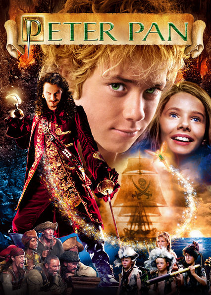 Peter Pan on Netflix UK