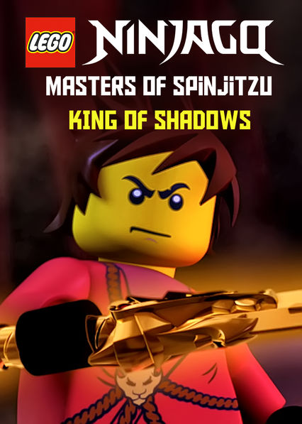 LEGO Ninjago: Masters of Spinjitzu: King of Shadows on Netflix UK