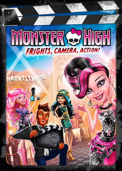 Monster High: Frights, Camera, Action! on Netflix UK