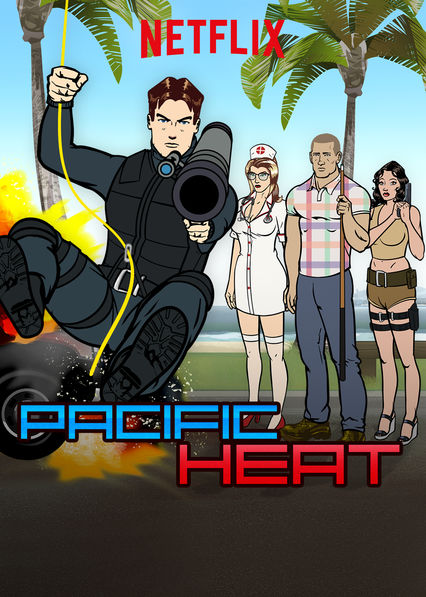 Pacific Heat on Netflix UK