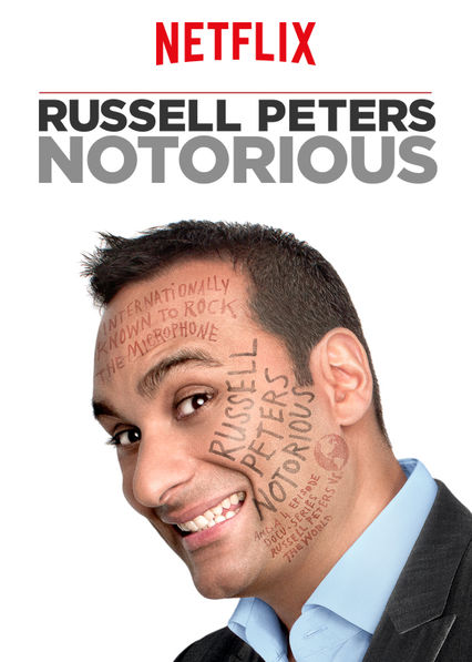 Russell Peters: Notorious on Netflix