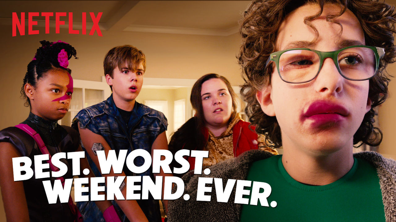 Best.Worst.Weekend.Ever. on Netflix UK