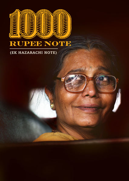 1000 Rupee Note on Netflix UK