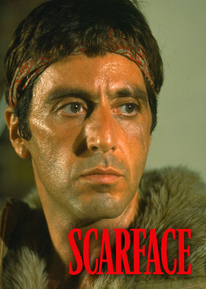 Scarface on Netflix UK