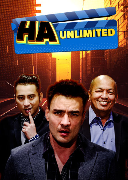 Ha Unlimited on Netflix UK