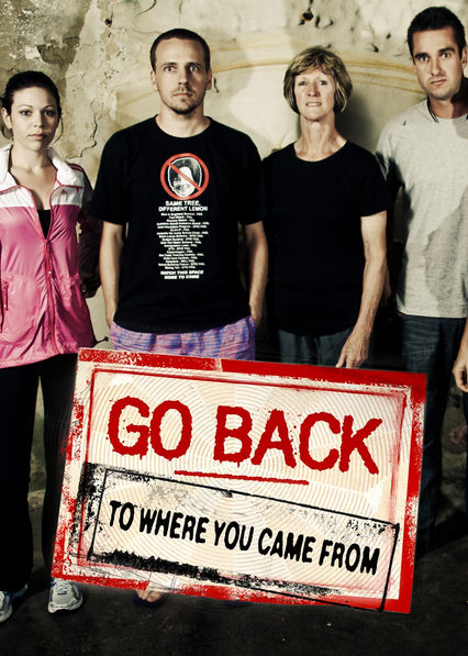 Go Back to Where You Came From on Netflix UK