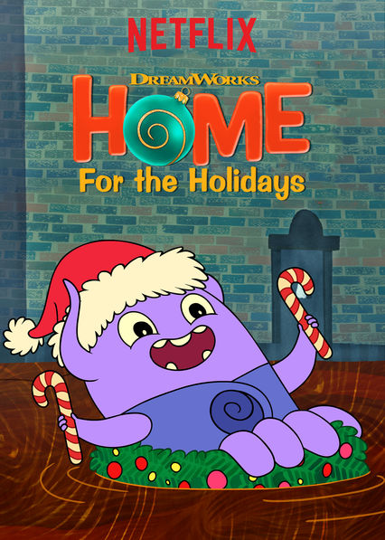 DreamWorks Home: For the Holidays on Netflix