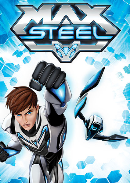 Max Steel on Netflix UK
