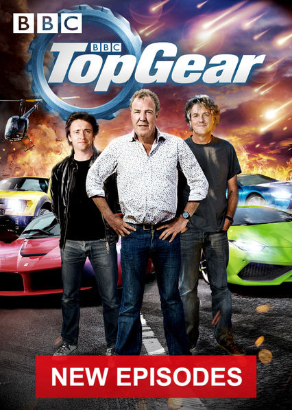 Top Gear on Netflix UK