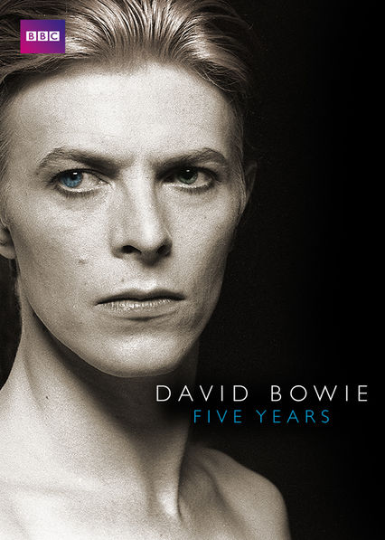 Is 'David Bowie: Five Years' (2013) available to watch on UK Netflix - NewOnNetflixUK