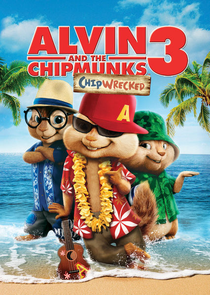 Alvin and the Chipmunks: Chipwrecked on Netflix UK
