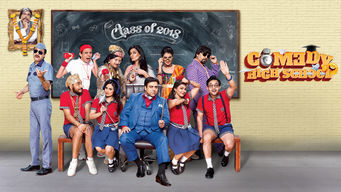 Comedy High School (2018)