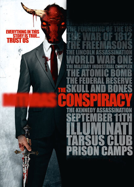 The Conspiracy on Netflix UK