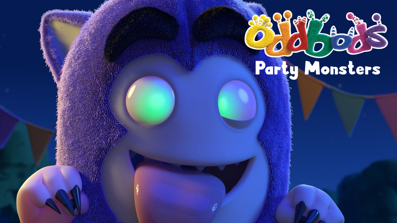 Oddbods: Party Monsters on Netflix UK