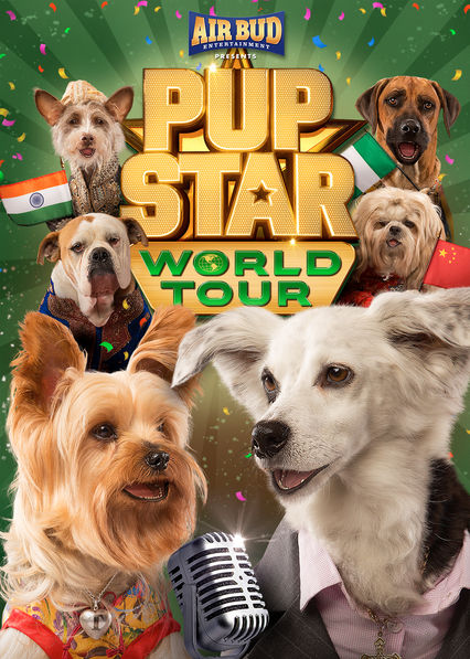 Pup Star: World Tour on Netflix UK