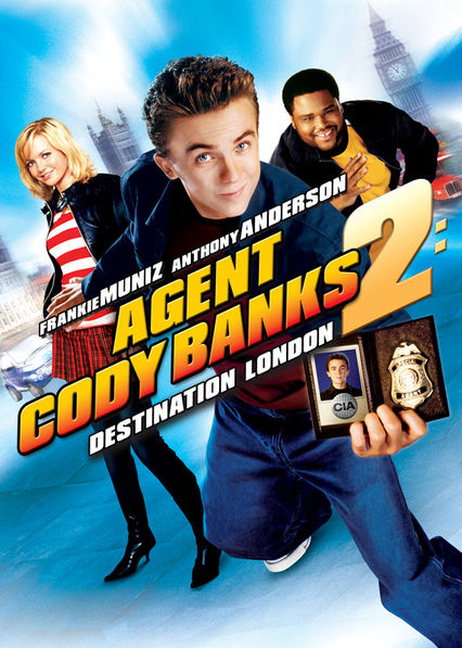 Agent Cody Banks 2: Destination London on Netflix UK