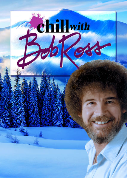 Chill with Bob Ross on Netflix UK