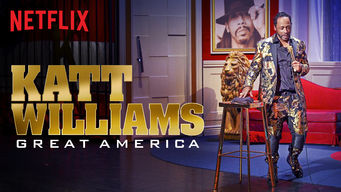 Katt Williams: Great America on Netflix UK