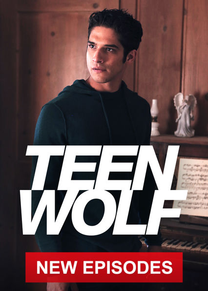 Teen Wolf on Netflix UK
