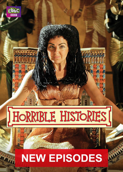Horrible Histories on Netflix UK