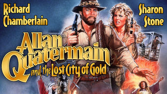 Allan Quatermain and the Lost City of Gold (1987)