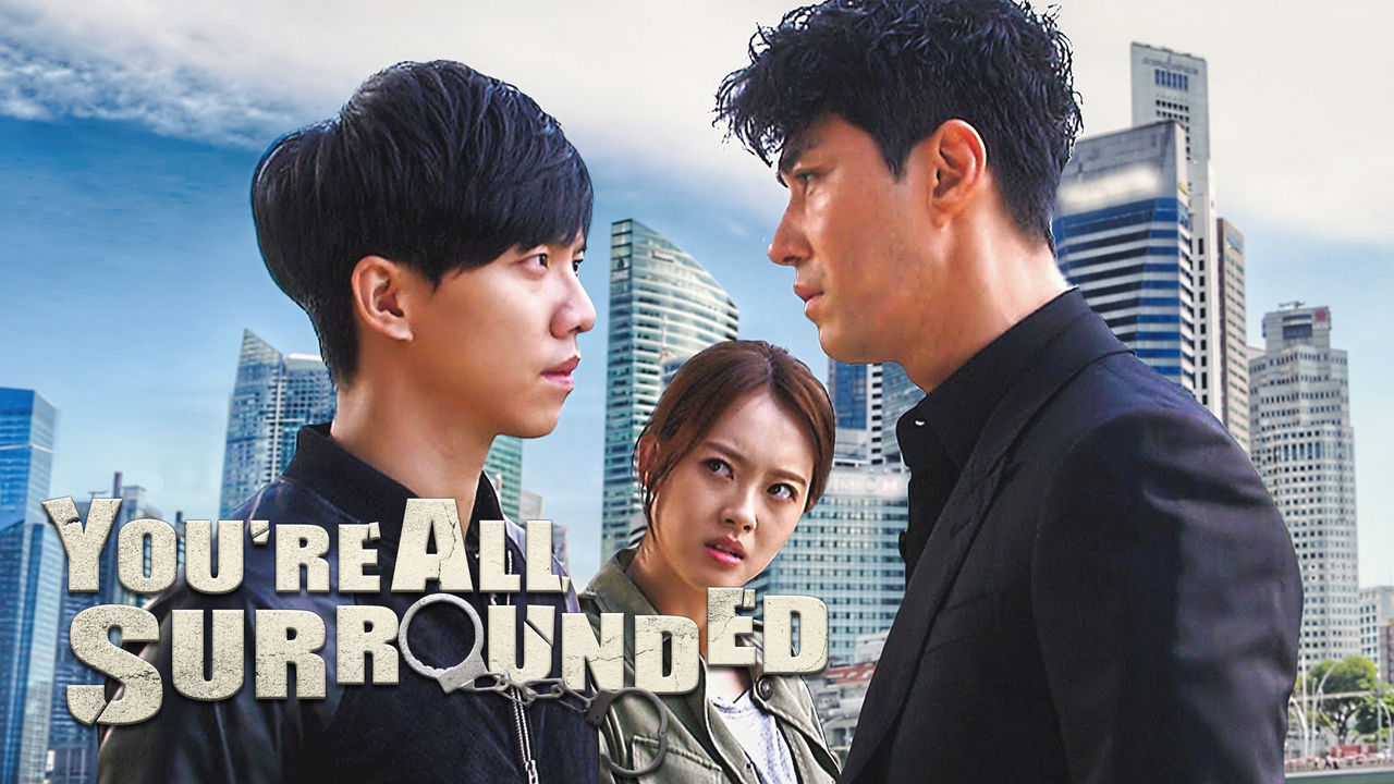 You're All Surrounded on Netflix UK