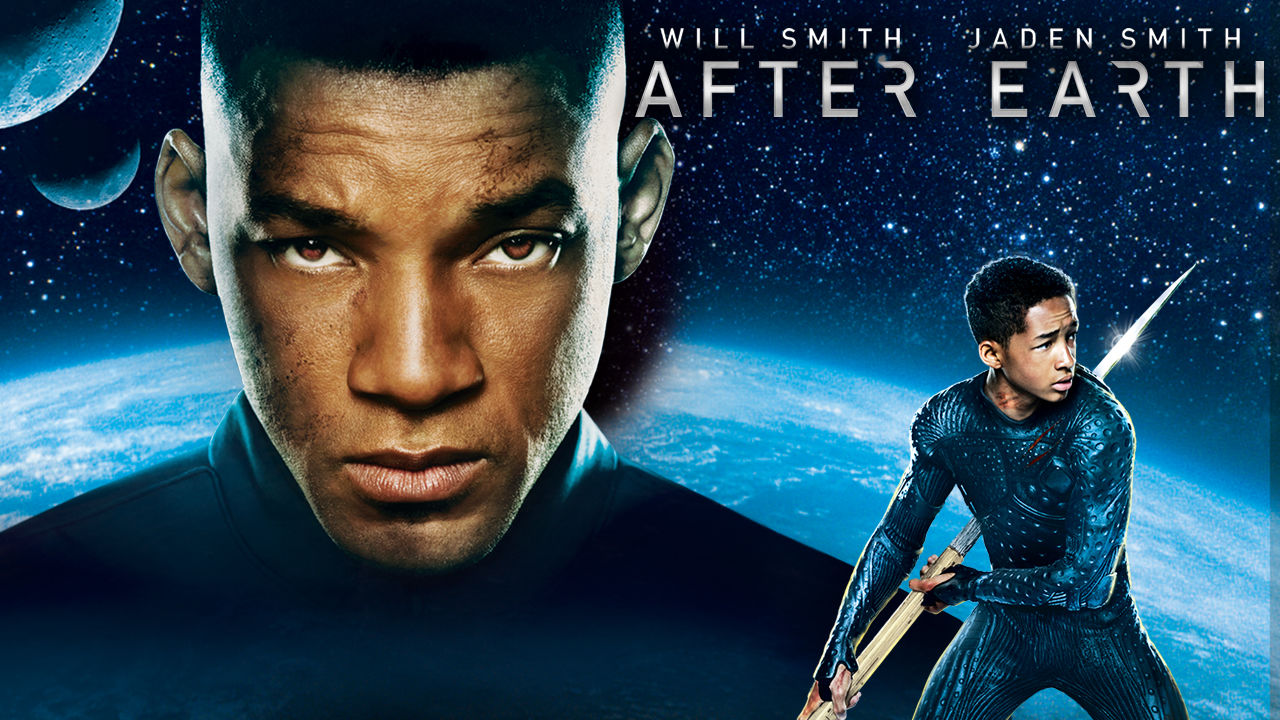 After Earth on Netflix UK