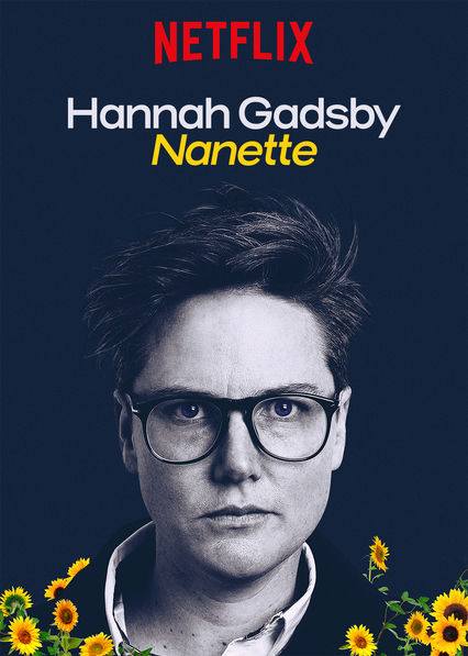 Hannah Gadsby: Nanette on Netflix UK